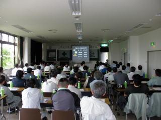 研修会の様子の写真